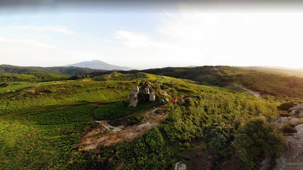 Sentiero Federico II Riserva Naturale Orientata Bosco di Malabotta
