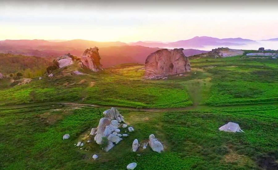 Sentiero dei Megaliti